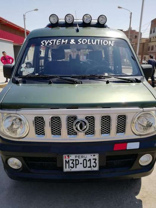 DFSK V27 Minivan - 1.2L 2014 - 154000 km