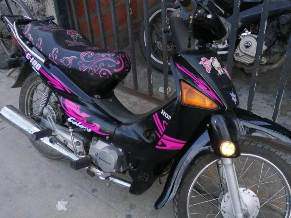 Venta de Moto Gangazo