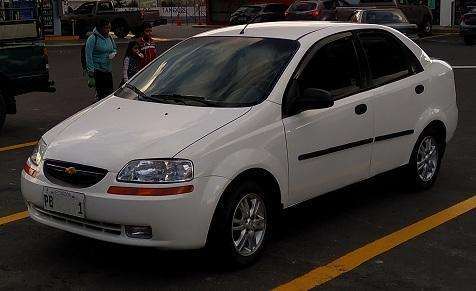 Chevrolet Aveo Family 2011 - 65000 km
