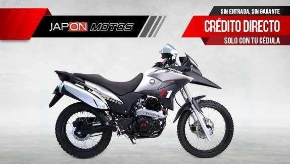 Moto Enduro Brother Z1 VENTANAS