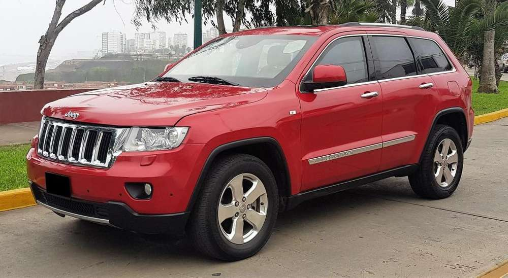 JEEP Cherokee Limited 2012 - 42600 km