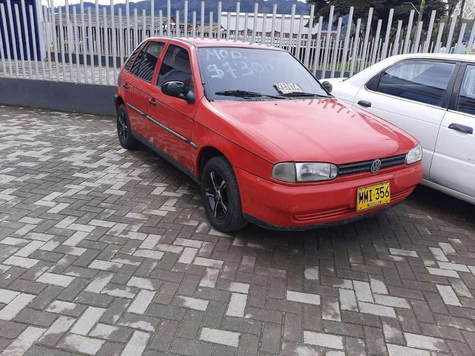 Volkswagen Gol 1998 - 167000 km