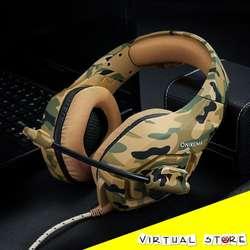 HEADSET CON MICROFONO PS4/XBOX ONE/PC/TABLET/CELULAR