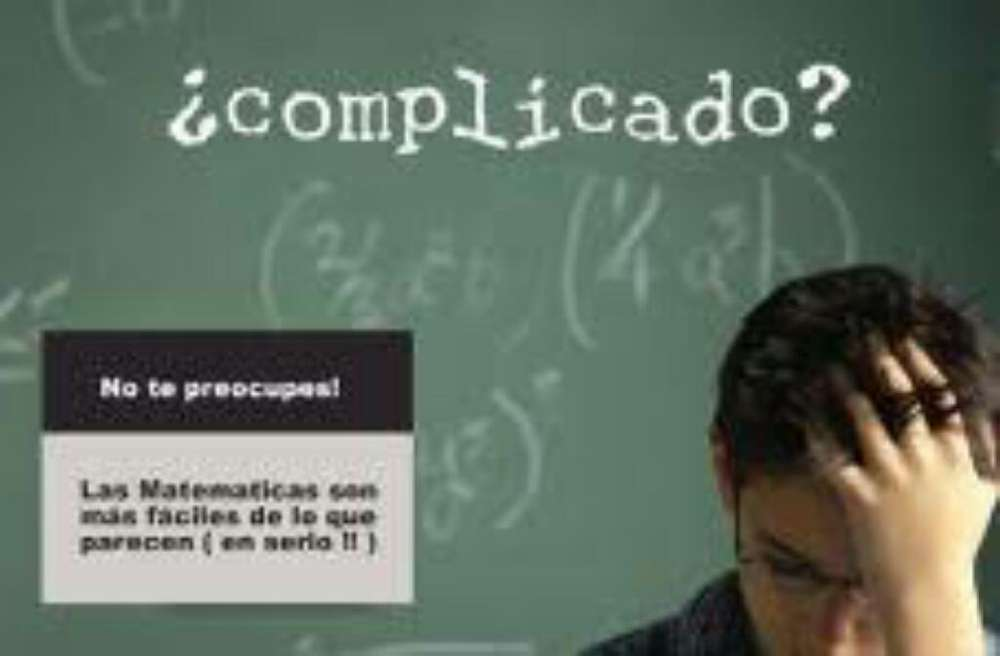 Profesor de Matematicas a Domicilio