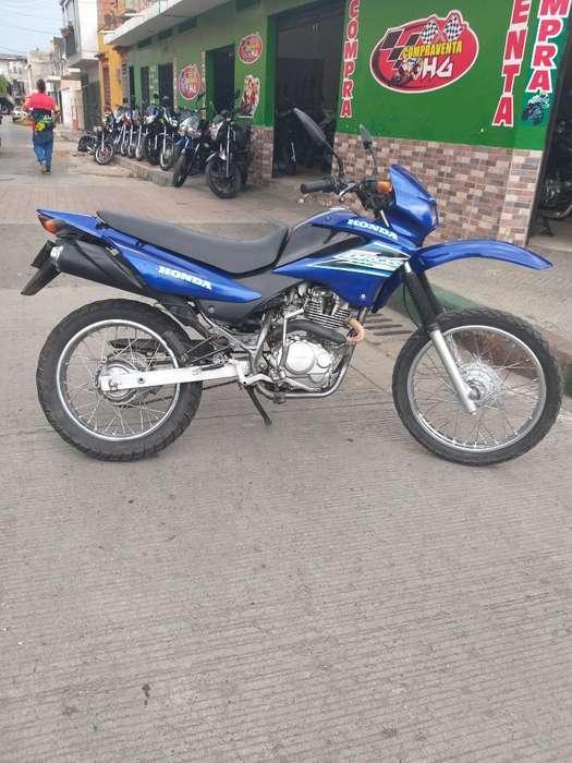 Honda Bros 125 2005 Full Motor