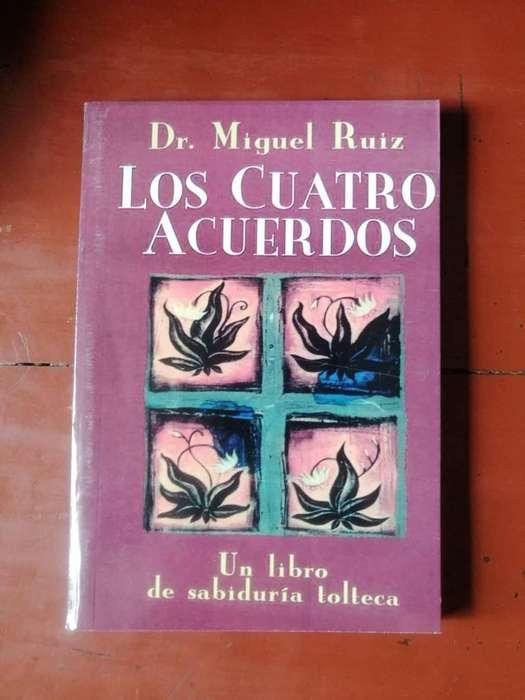 Libro Los Cuatro Acuerdos Dr. Miguel Ruiz
