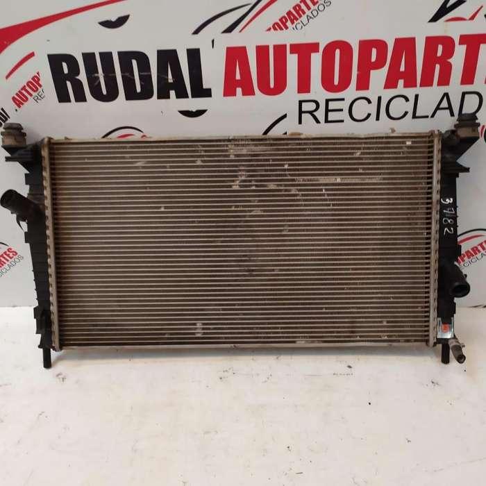 Radiador De Agua Peugeot Partner 3657.5 Oblea:02937282
