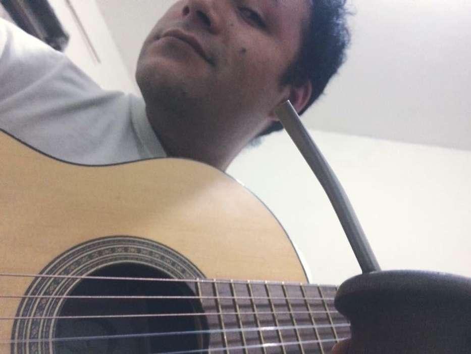 Clases de Guitarra Electrica/Clasica