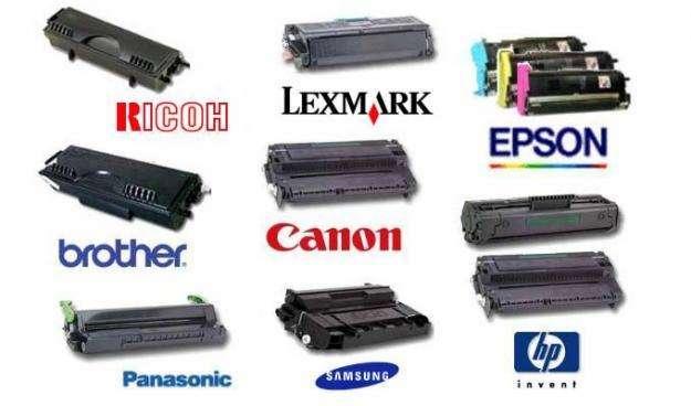Toner originales y alternativos para impresoras laser