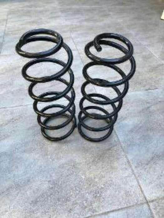 Espirales de Fiat Uno