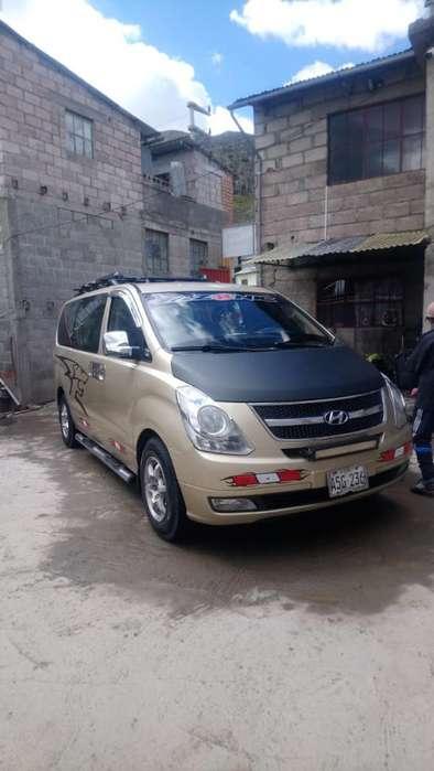 Se Vende H1 Hyundai Minibus 2010
