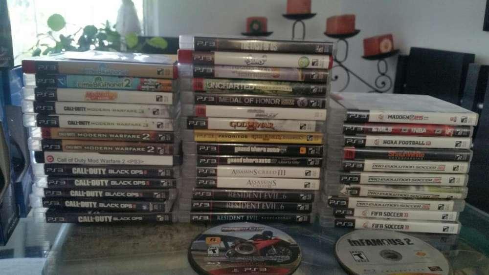 Juegos Ps3 Gamer