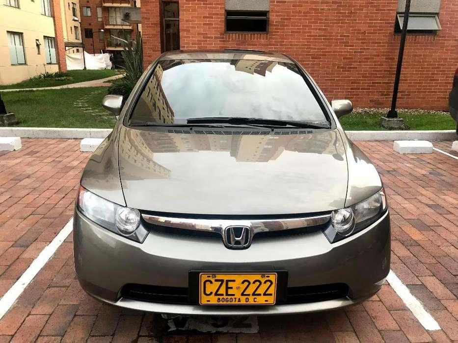 Honda Civic 2008 - 52000 km