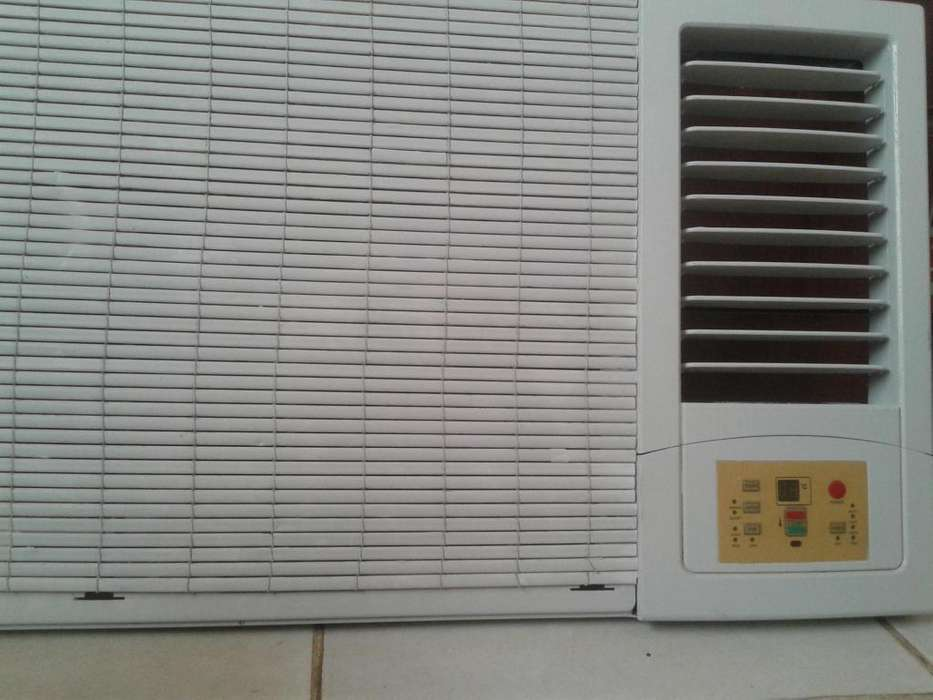 aire acondicionado frio 3000 frigorias feder funciona barbaro
