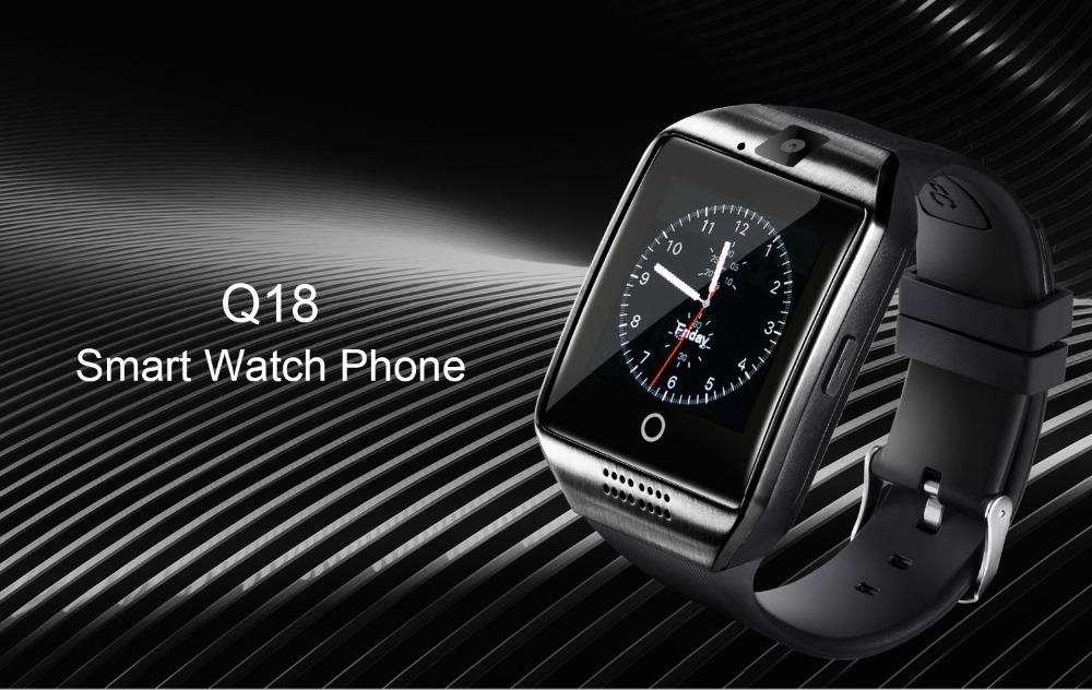 Reloj Inteligente Hombres Lemfo Q18