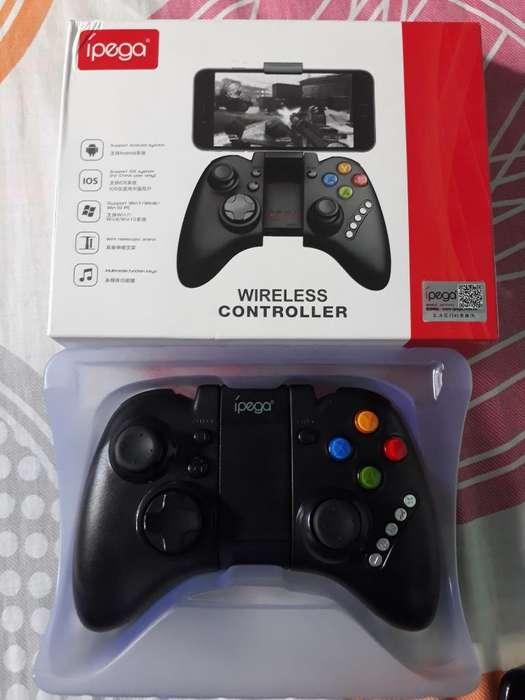 Control de Celular O Gamepad
