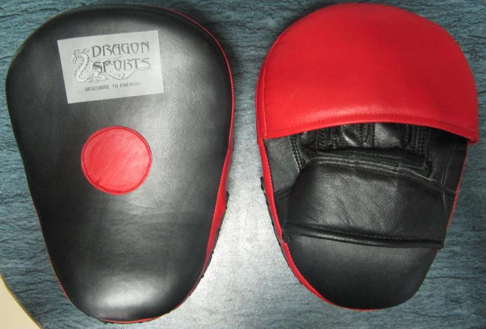 Focos en Cuero para Boxeo Descuentos por fin de año