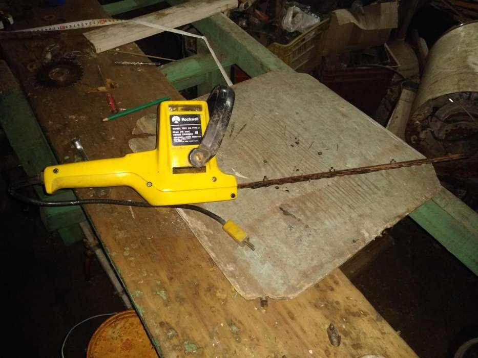cortacercos electrica rockwall 350w