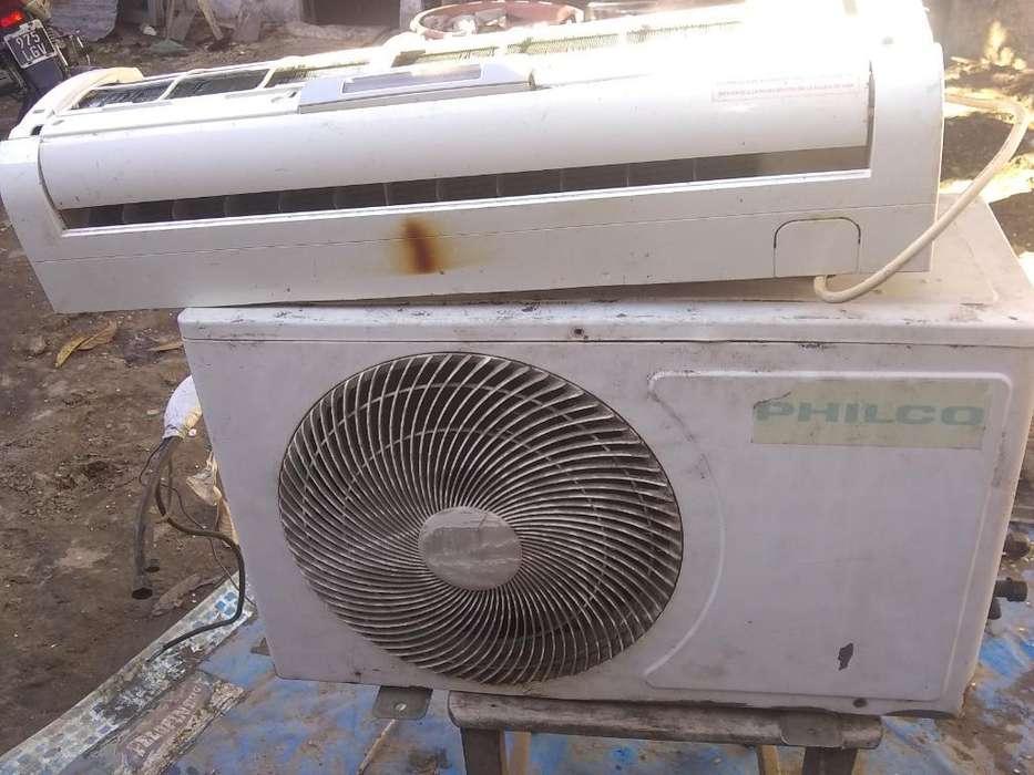 Aire Acondicionado de Frio Y Caliente