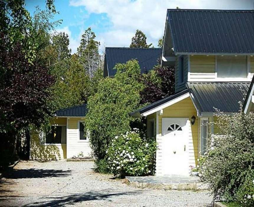 dc12 - Cabaña para 2 a 6 personas con cochera en San Carlos De Bariloche