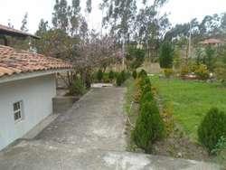 De Oportunidad Vendo Hermosa Quinta en Déleg (Hornapala)