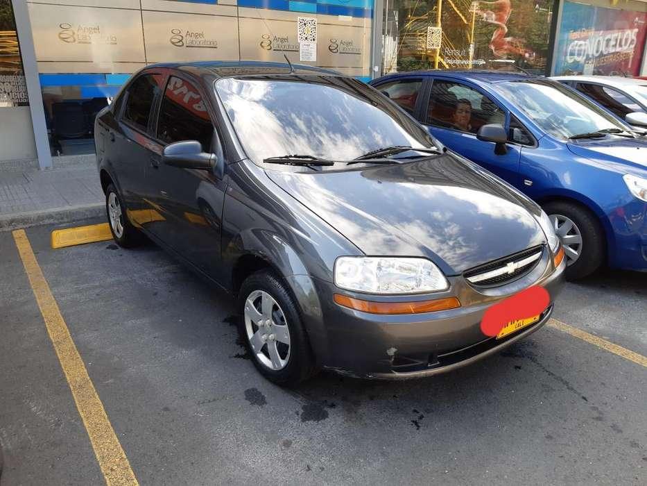 Chevrolet Aveo 2012 - 100 km