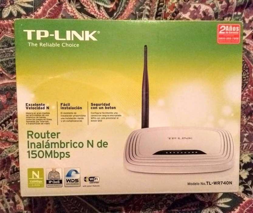 Vendo Router Inalambrico Tplink