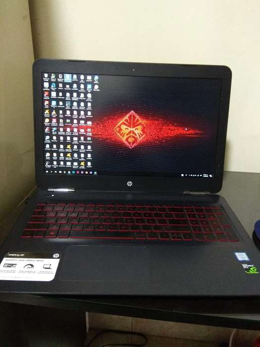 Portatil Gamer Hp Vencambio por Macbook