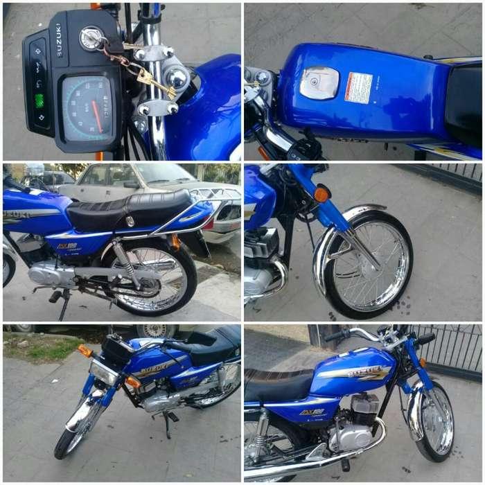 Suzuki Ax100 Mod2016 Original Impecable