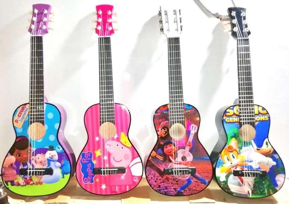 Guitarras Acusticas para Niños!!