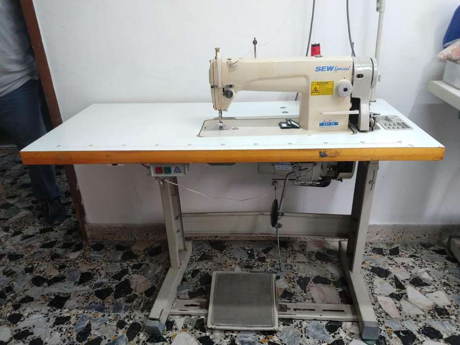 Máquina plana industrial Sew Special