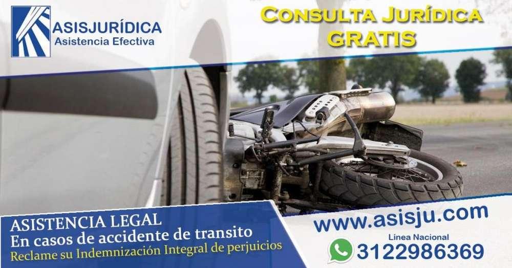 Asistencia Jurídica, Abogados especialistas en accidente de tránsito en Medellín, La Dorada, Responsabilidad Civil