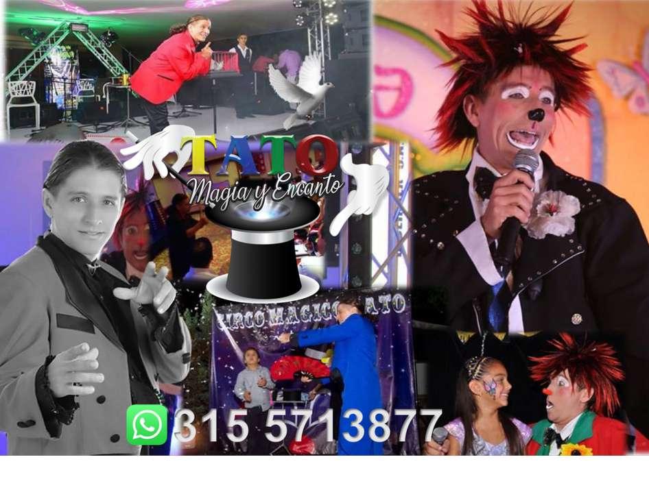 show de magia , recreación, espectáculos de circo,burbujas e inflables