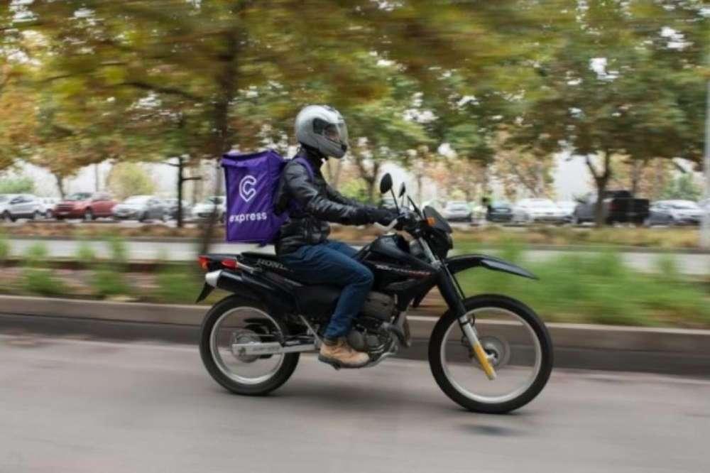 Motorizado Desea Trabajar Moto Al Día