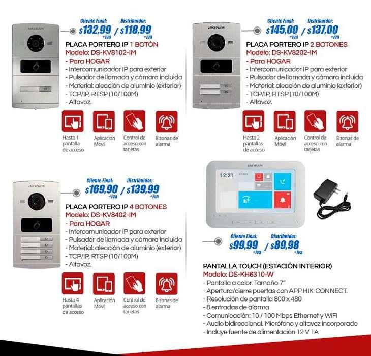 <strong>video</strong> Portero Ip. Acceso Electrico. Citofono Edificios . intercomunicador cctv portero electrico para edificios