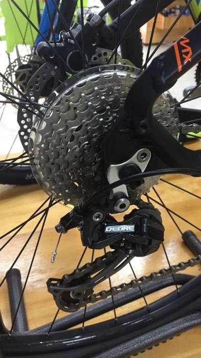 Bicicleta Orbea MX30