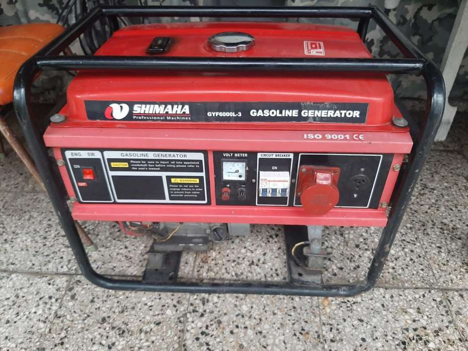 Generador Electrico Grande Trifacico