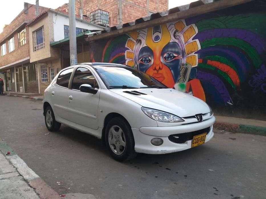 Peugeot 206 2007 - 120000 km