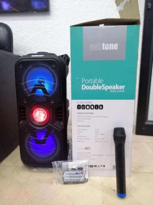 Parlante Bluetooth 30w Ashtone