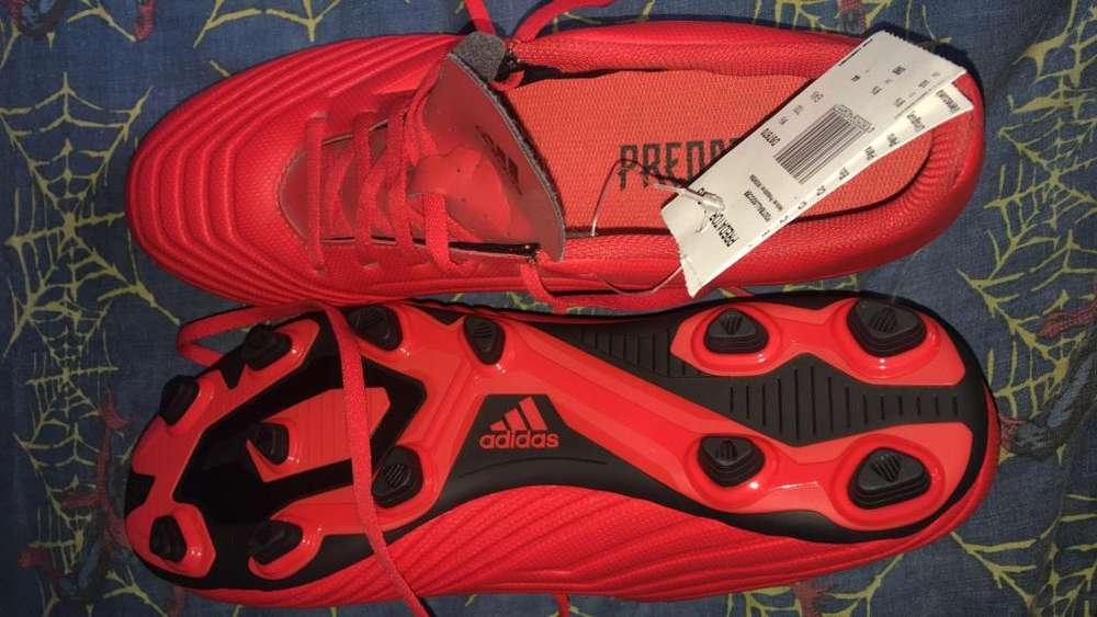 Zapatos <strong>adidas</strong> pupos