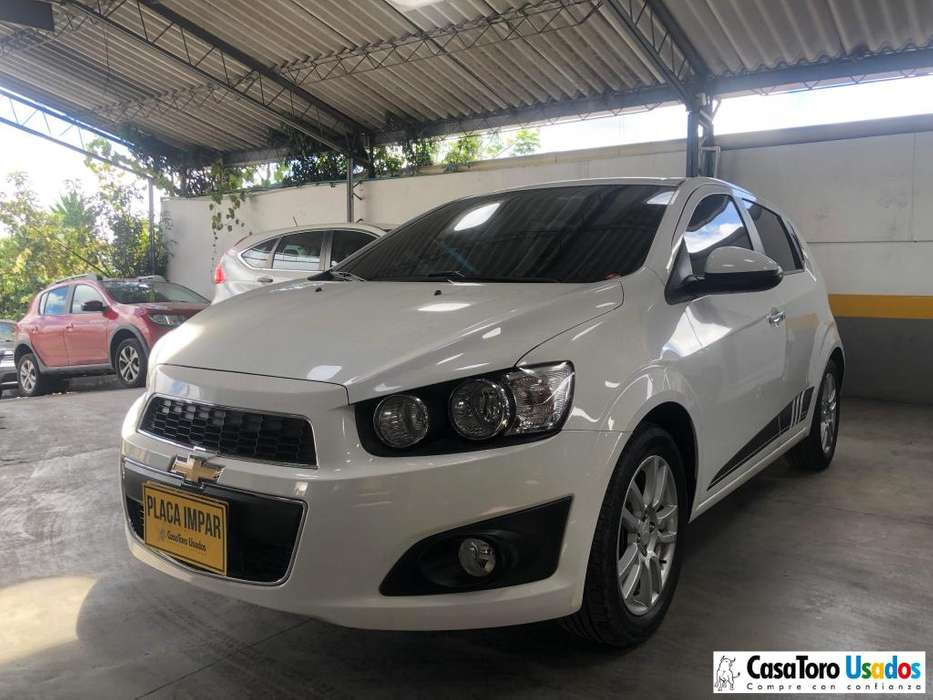 Chevrolet Sonic 2013 - 43723 km