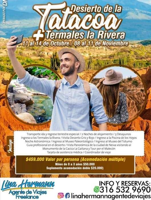 Excursiones 2019 Cali Palmira Buga y Tulua
