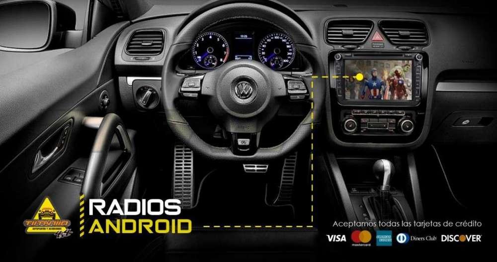 Radio Android 7.1 Canbus Wifi Para Vw Amarok Polo Jetta Beetle Tiguan Passat