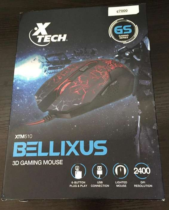 Mouse Gaming Xtech