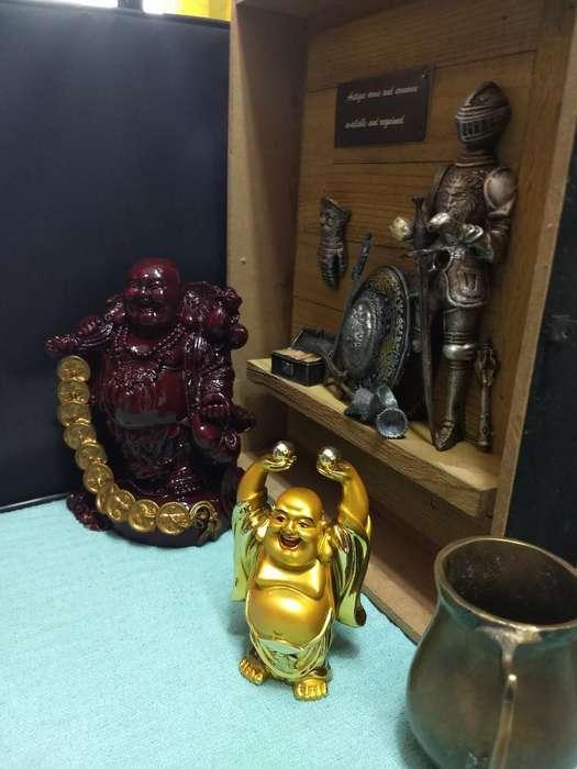 Dos Budas en Perfecto Estado