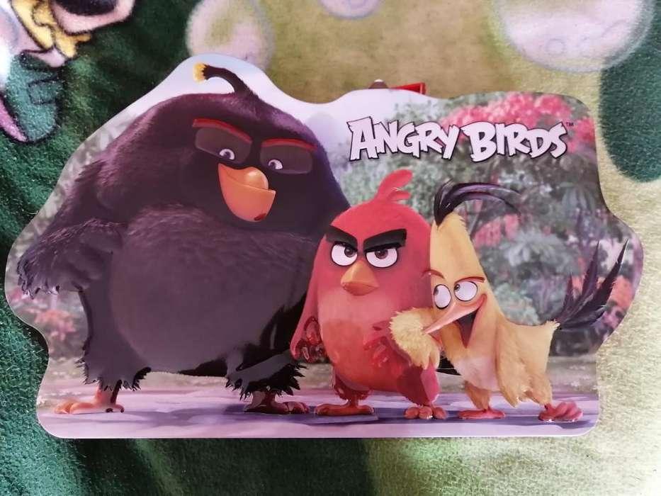 Vendo Colección Angry Birds