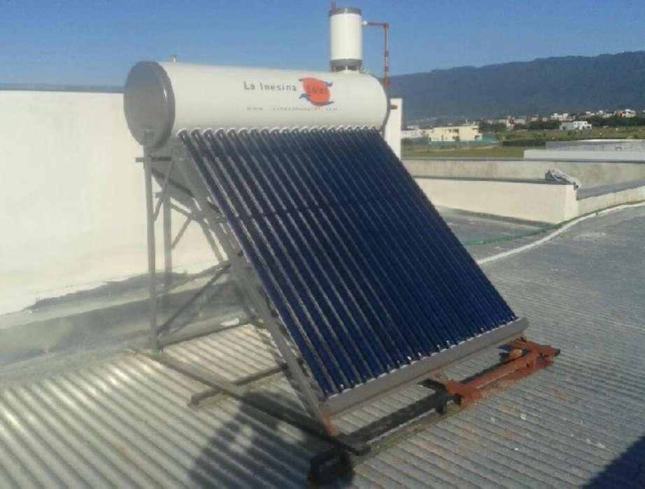 Termotanque Solar 200litros