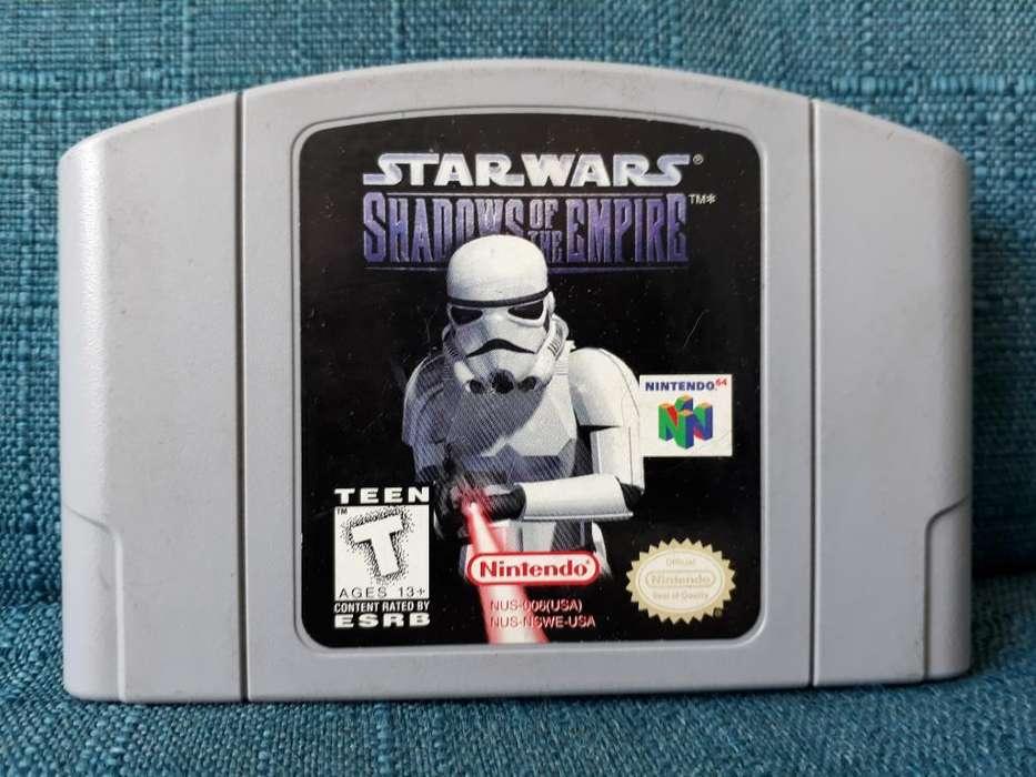 Nintendo 64 Starwars