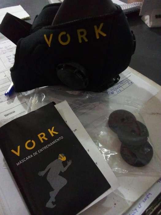 Máscara de Entrenamiento Vork