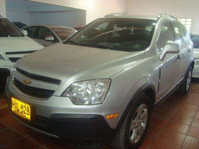 Chevrolet Captiva 2014 - 64000 km